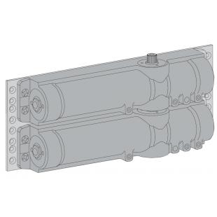 Монтажный набор DC110 для парной установки дверных доводчиков DC340 / DC347 / DC250