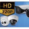 Видеокамеры HDCVI 720P