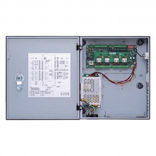 ASC1204C - Dahua - Сетевой контроллер 4-дверный; Поддержка 100000 карт & 300000 записей; Поддержка 4 считывателей, 4 кнопки выхода, 4 датчика двери