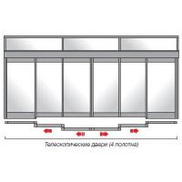 Привод для раздвижных дверей DB211