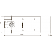 DCCP619 крышка для DC450