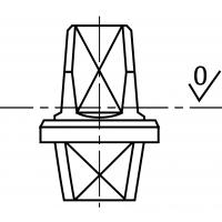 MA0360S0 (AC360) - шпиндель 0 мм
