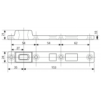 MA0393S0 (AC393) нижняя петля
