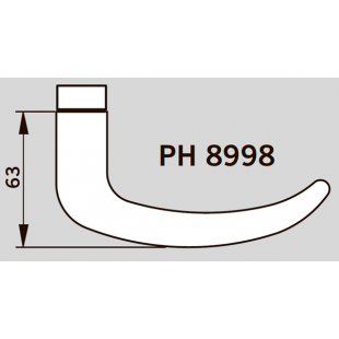 PH 8998 ручка