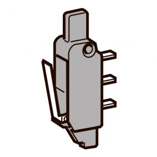 PHA Микровыключатель для включения световых и звуковых сигналов.