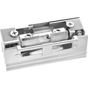 Basic-XS RR Easy Adapt электрозащелка с регулируемым радиусным язычком 12 VDC НЗ для дверей с притвором