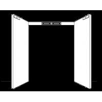 EM5300-2AH сдвоенный Сила удержания 2х530кг.
