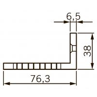 L-кронштейн для EMC 1200 ALH и EMC 1200-2 ALH