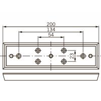 Пластина якоря для EMC 600 ALH