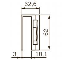 UBG-10/12 для EMC 600 ALH