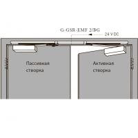 G-GSR-EMF 2/BG координатор с двумя устройствами фиксациии