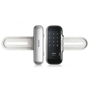 """Комплект """"распашная дверь крепление под ручки"""" Samsung SHS-G517+ASR-200"""