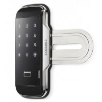 Дверной замок SHS-G517 с монтажными пластинами