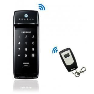 Дверной накладной замок SHS-2320W XMK/EN Samsung