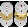 Поворотные кнопки и ручки WC