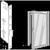 Замки для узкопрофильных дверей