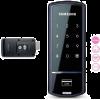 Замки Samsung SDS накладные