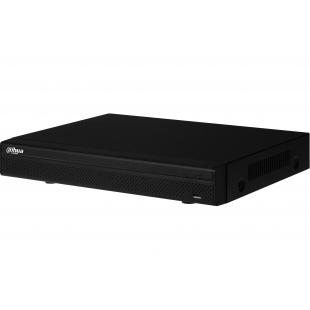 DHI-HCVR5104HS-NT Dahua - 4 канальный 4-x форматный видеорегистратор 1080P; HDCVI+AHD+IP+PAL960H