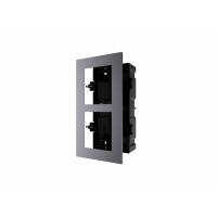 DS-KD-ACF2/Plastic рамка на 2 модуля