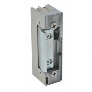 Basic E электрозащелка с регулируемым язычком 12В DC для дверей с притвором