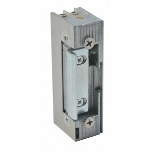 Basic E электрозащелка с регулируемым язычком 12В AC для дверей с притвором