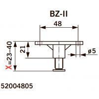 Набор для уст-ки ск.к. G96N, выс.23-40мм