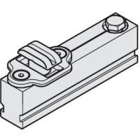 Защёлка фиксатор для складной двери, верхний, HAWA Variofold 80/H.