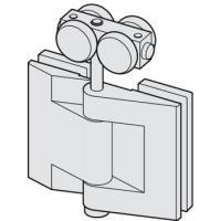 Складная петля Fold 55-S верхняя, с кареткой