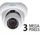 IPC-HDW4300SP видеокамера IP купольная 3mp