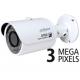"DH-IPC-HFW1300SP Видеокамера IP  уличная,  1/3"" 3Мр CMOS, 2048×1536"