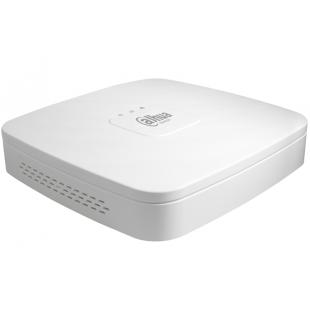 DHI-NVR1104W-P cетевой видеорегистратор Smart 4PoE 1U 1U на 4 канала