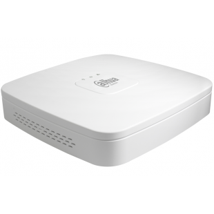 DHI-NVR1108W-P cетевой видеорегистратор 4 POE на 8 каналов