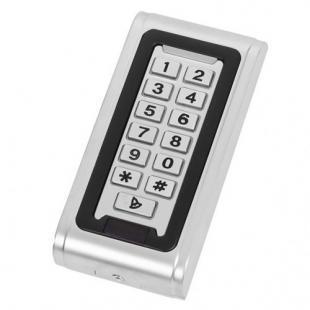 Кодовая клавиатура AK-601, встроенный считыватель проксимити , 2000 кодов и карт