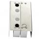 Электроригельный замок YB-500U на стеклянную дверь (10-12 мм) без рамы