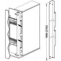 Защитный профиль для высоты двери 2200-2700 мм