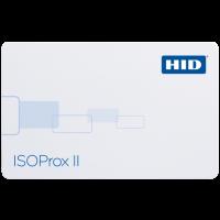 HID 1386LGGMV. Бесконтактная карта ISOProx II