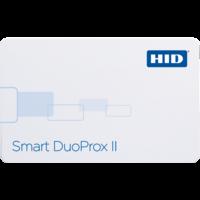 HID 1598LGGNN Corporate 1000. Композитная карта HID Smart DUOProx Embeddable c магнитной полосой (MAG+Prox)