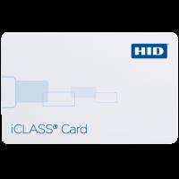 HID 2000HP. Комбинированная бесконтактная смарт-карта iCLASS SR 2k/2 (SIO+iCLASS)