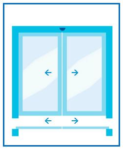 Калькулятор расчета автоматических раздвижных дверей