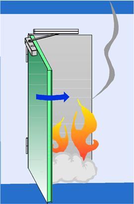 Противопожарные двери и противопожарная безопасность