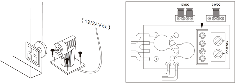 установка и подключение YD-606