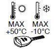 Не подвергайте ключ действию экстремальных температур