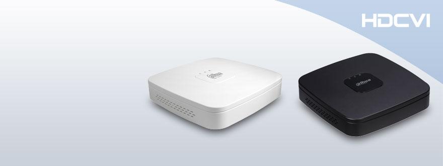 Видеорегистратор DVR 720P-Pro Smart 1U HDCVI на 4 канала HCVR5104C-S2