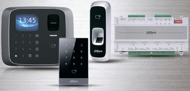 Система контроля и управления доступом от компании Dahua