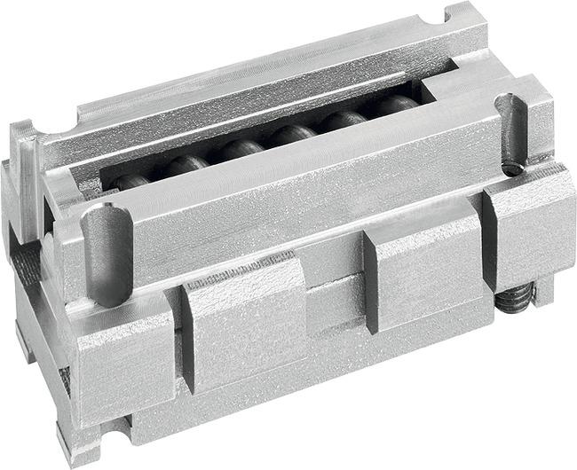 Амортизатор открывания A188 Предотвращает удар двери или дверной ручки о стену Простая установка в скользящую тягу, не заменяет дверной стопор