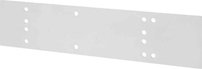 Соединительная пластина A190 Применима к дверям с узким профилем и стеклянным покрытием задней части двери
