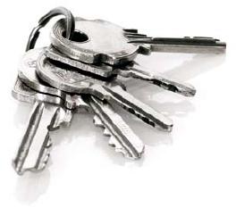 Ваша безопасность имеет слабое место: ключ