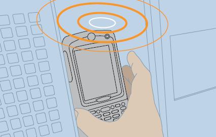 Каждый ноутбук, КПК или IPAD может быть оснащен RFID меткой для уникальной идентификации в ячейке