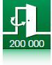МЕХАНИЧЕСКИЙ РЕСУРС Протестированы на 200 000 циклов.