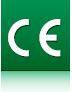 CE МАРКИРОВКА Изделия соответствуют требованиям Европейского Союза по обеспечению защиты, безопасности оборудования и защите потребителей.